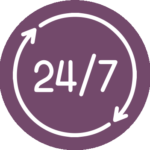 Plateforme e-learning accessible 24 heures sur 24