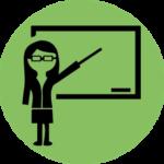 Professeur d'anglais spécialisé disponible dans chaque cours en ligne
